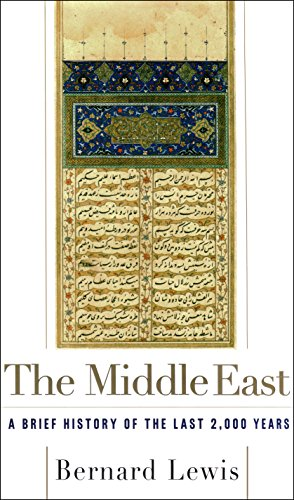 9780684832807: The Middle East: A Brief History of the Last 2,000 Years