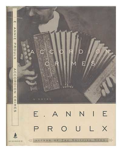 ACCORDION CRIMES [ Signed Limited ] 1st Edition; # 1242 of 2500