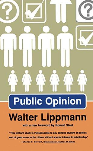 9780684833279: Public Opinion