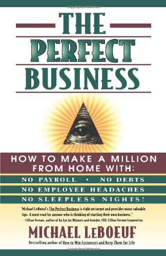 9780684833453: The Perfect Business