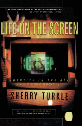 9780684833484: Life on the Screen: Identity in the Age of the Internet
