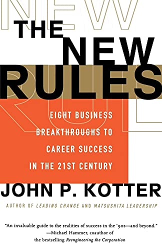 The New Rules: Kotter, John P.