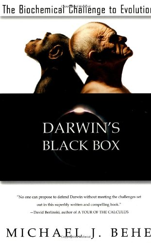 9780684834931: Darwin's Black Box: The Biochemical Challenge to Evolution