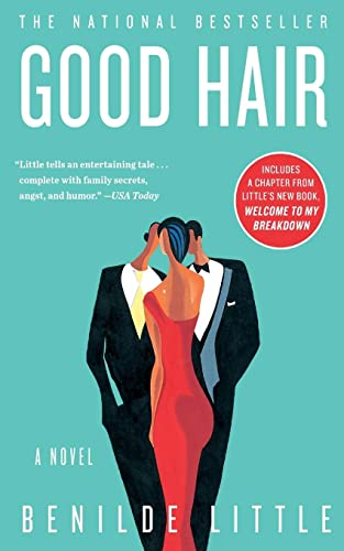 Good Hair: A Novel [Paperback] Little, Benilde