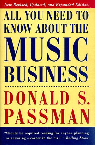 9780684836003: All You Need to Know About the Music Business