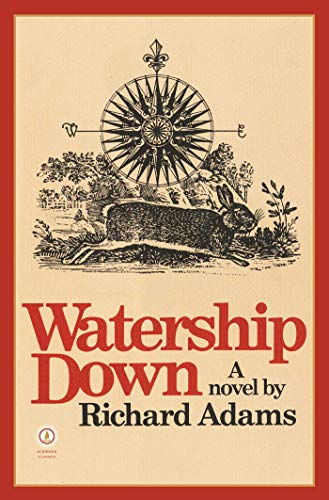 Watership Down (Scribner Classics) (9780684836058) by Richard Adams