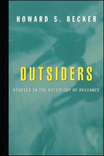 9780684836355: Outsiders: Studies In The Sociology Of Deviance