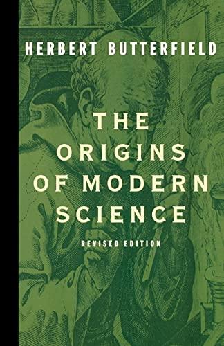 9780684836379: Origins of Modern Science