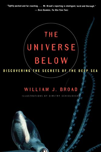 9780684838526: The Universe Below: Discovering the Secrets of the Deep Sea