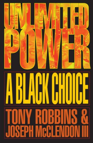 9780684838724: Unlimited Power: A Black Choice