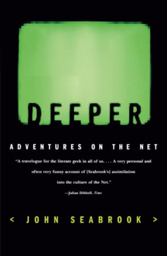 9780684838731: Deeper: Adventures on the Net