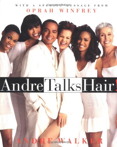 9780684838809: Andre Talks Hair!
