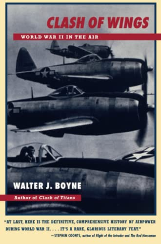 9780684839158: Clash of Wings: World War II in the Air
