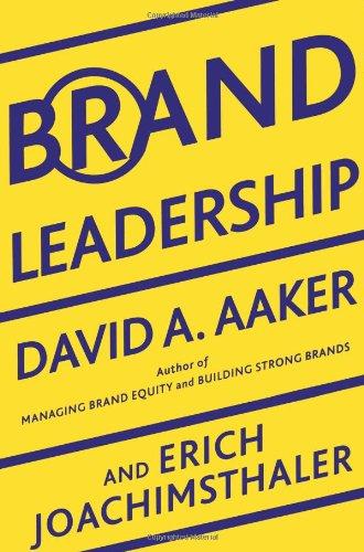 9780684839240: Brand Leadership