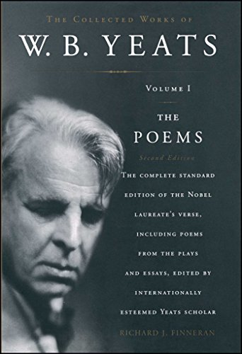 9780684839356: The Collected Works of W.B. Yeats, Vol. 1: The Poems, 2nd Edition