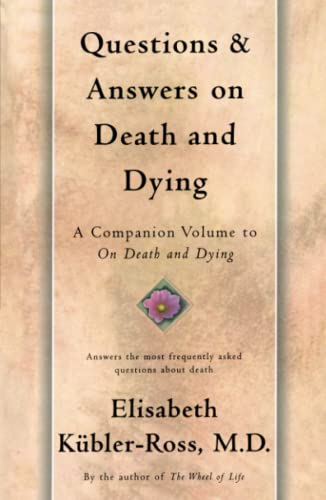 9780684839370: Questions and Answers on Death and Dying
