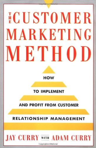 9780684839431: The Customer Marketing Method: How To Implement and Profit from Customer Relationship Management