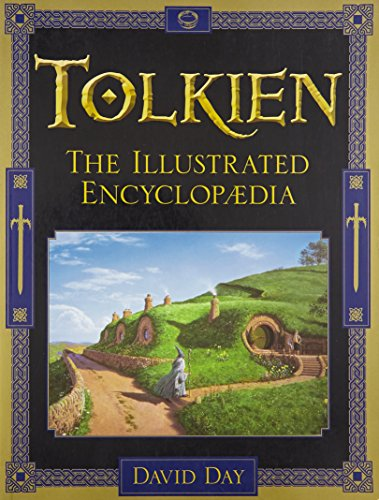 9780684839790: Tolkien : The Illustrated Encyclopaedia