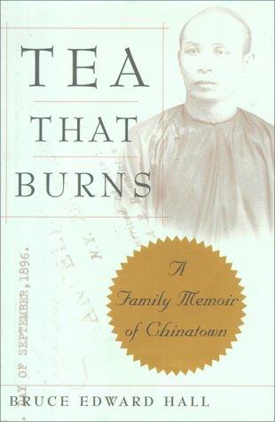 9780684839899: TEA THAT BURNS: A Family Memoir of Chinatown