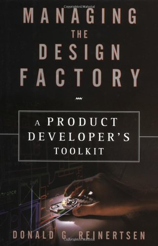 9780684839912: Managing the Design Factory: A Product Developers Tool Kit