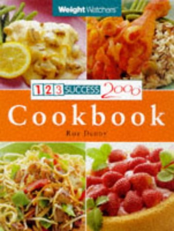 Weight Watchers 1-2-3 2000 Cookbook (0684840502) by Denny, Roz