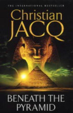 9780684840598: BENEATH THE PYRAMID (JUDGE OF EGYPT)