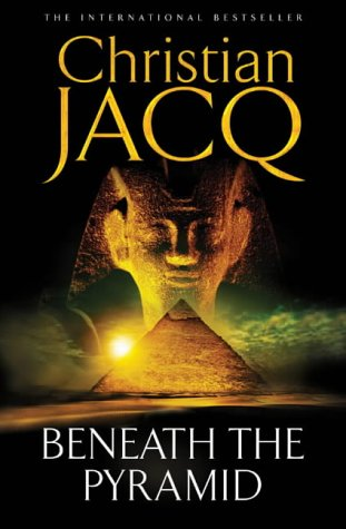 9780684840611: Beneath the Pyramid (Judge of Egypt)