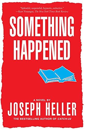 9780684841212: Something Happened