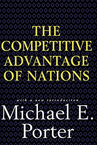 9780684841472: Competitive Advantage of Nations