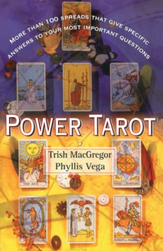 9780684841854: Power Tarot: More Than 100 Spreads That Give Specific Answers to Your Most Important Question