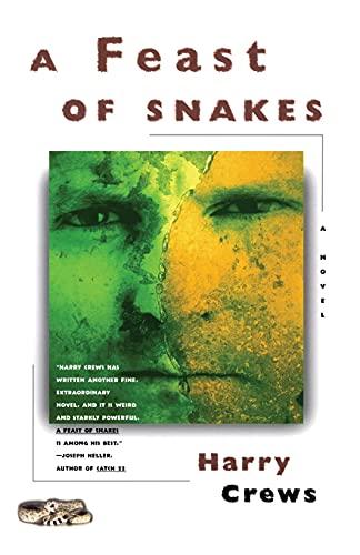 9780684842486: A Feast of Snakes: A Novel