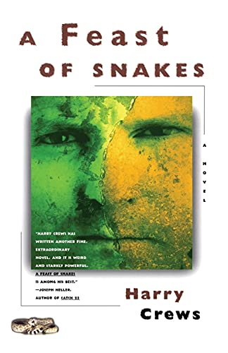 9780684842486: A Feast of Snakes