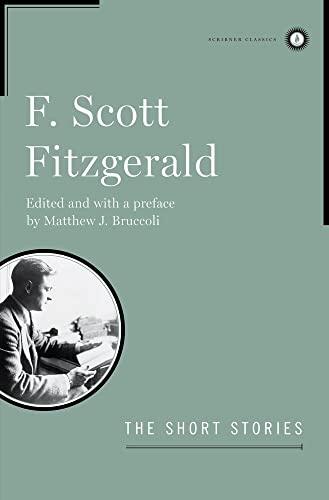 9780684842509: The Short Stories of F. Scott Fitzgerald