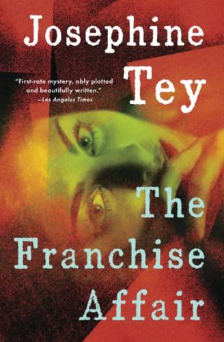 9780684842561: The Franchise Affair