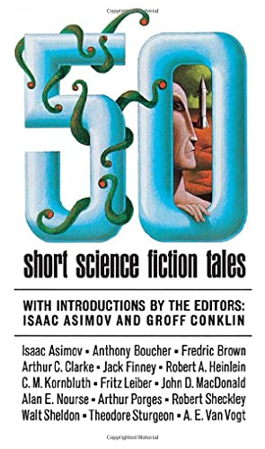 9780684842967: 50 Short Science Fiction Tales