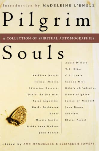 9780684843117: Pilgrim Souls: A Collection of Spiritual Autobiography