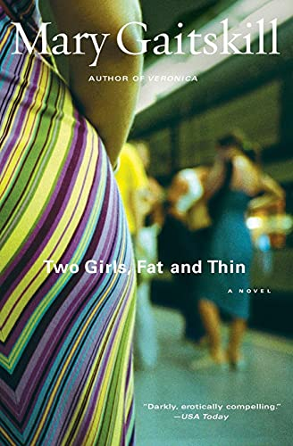 9780684843124: Two Girls Fat and Thin