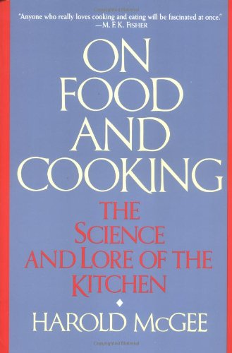 9780684843285: On Food and Cooking