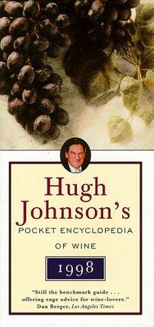 9780684843803: Hugh Johnson's Pocket Encyclopedia of Wine, 1998