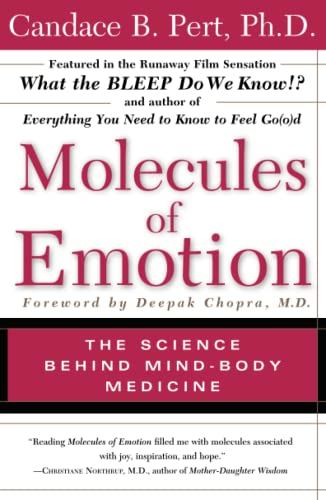 9780684846347: Molecules of Emotion The Science Behind Mind Body Medicine: Why You Feel the Way You Feel