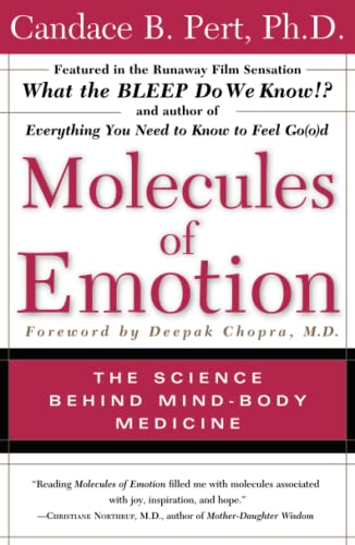 9780684846347: Molecules Of Emotion: The Science Behind Mind-Body Medicine