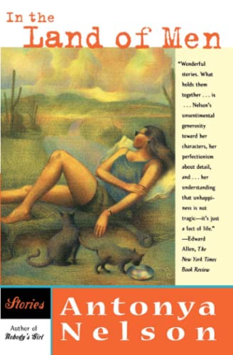 9780684846866: In the Land of Men: Stories