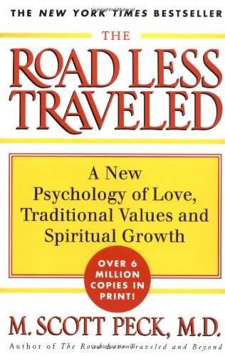 9780684847245: The Road Less Traveled: A New Psychology of Love, Traditional Values and Spiritual Growth