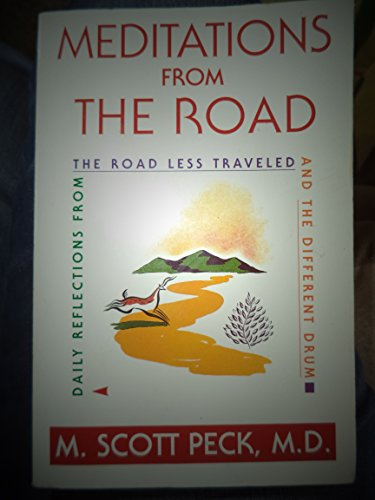 9780684847290: Meditations from the Road