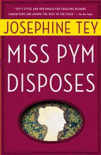 9780684847511: Miss Pym Disposes