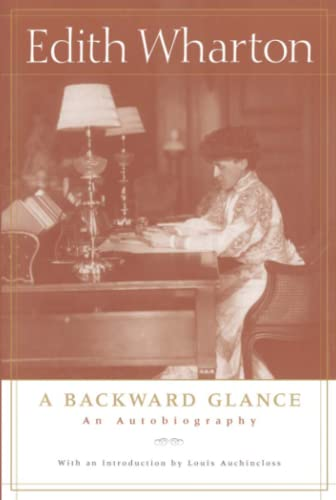 9780684847559: A Backward Glance: An Autobiography