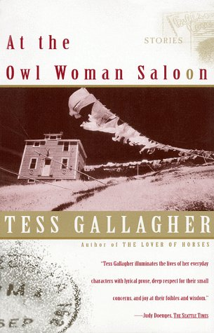 9780684847566: At the Owl Woman Saloon: Stories