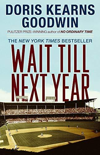 9780684847955: Wait Till Next Year - A Memoir