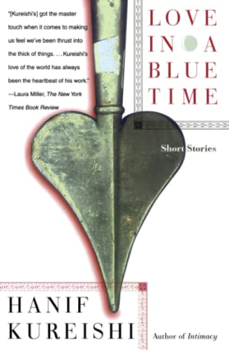 9780684848181: LOVE IN A BLUE TIME: SHORT STORIES