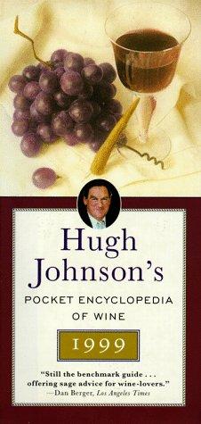 9780684848822: HUGH JOHNSON'S POCKET ENCYCLOPEDIA OF WINE 1999